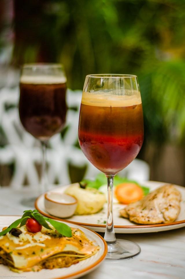 Cranberry & Coffee at Roastery Coffee House Kolkata