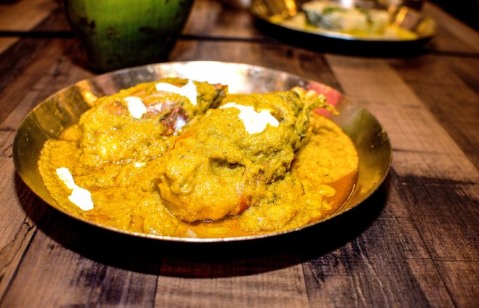 Chingrir Malai Curry