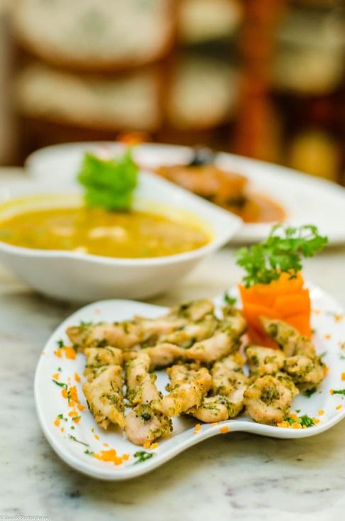 Gondhoraj Fried Chicken