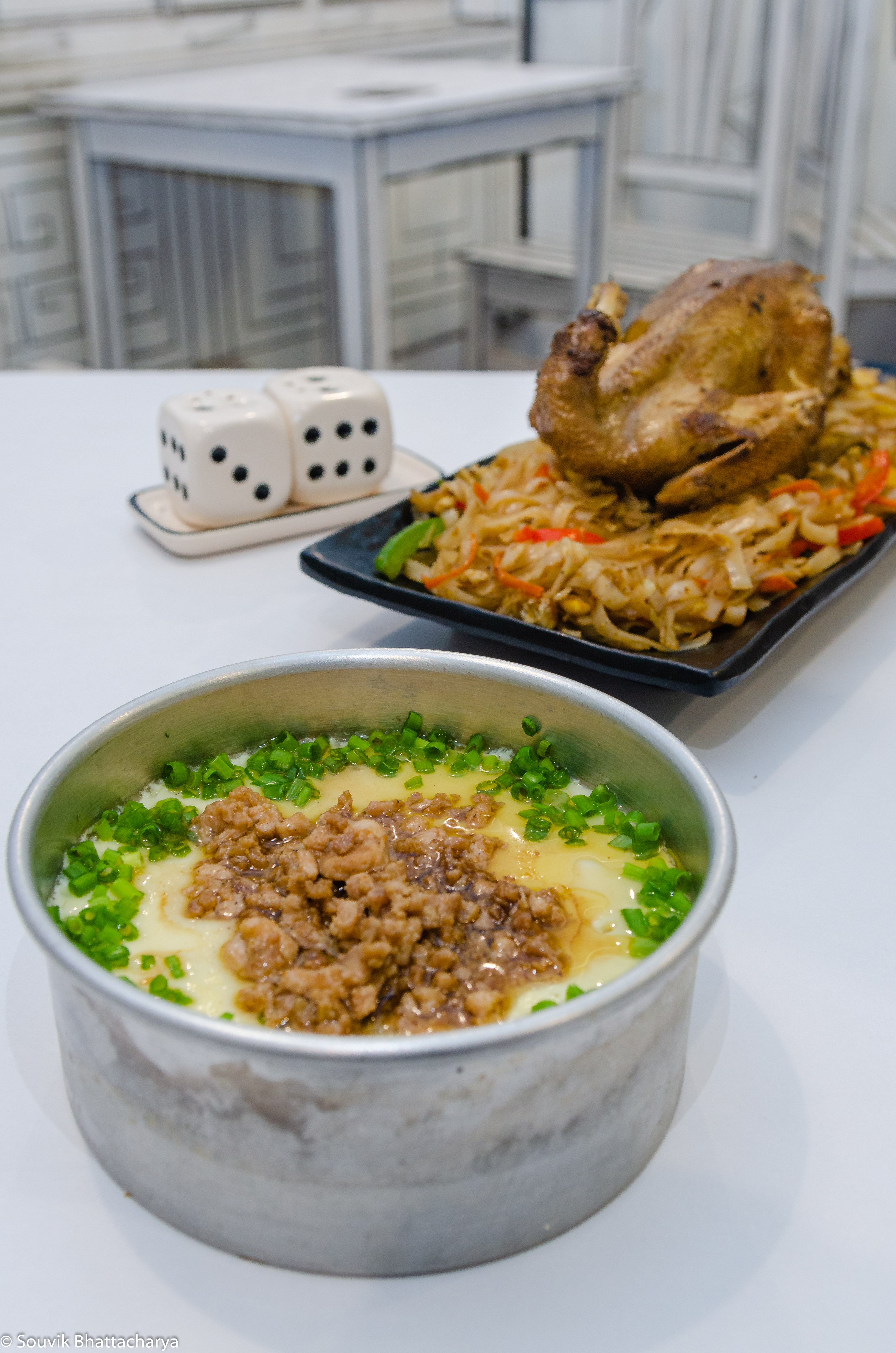 Winn's Magic Portion in Wokies two-dimensional restaurant