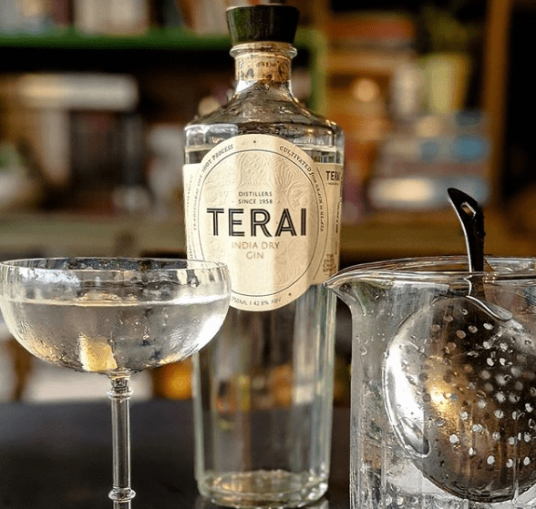 """Terai is a """"grain-to-glass"""" Indian craft gin made in Rajasthan"""
