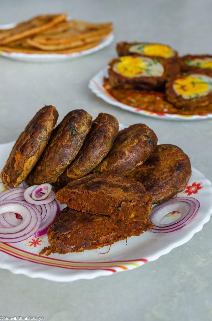 Mutton Shammi Kabab in Hanglatherium
