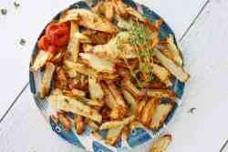 oil free air fryer fries
