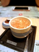 steamed egg with crab