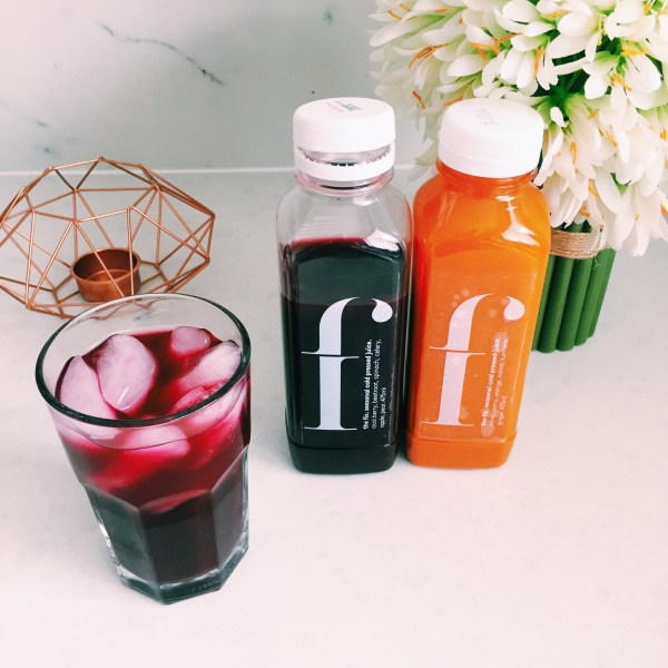 Juices from The Fix