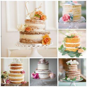 Life: Naked Wedding Cakes