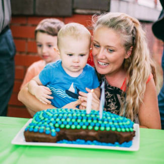 GoodFoodWeek and Mr Moo's first birthday