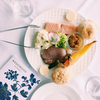 GoodFoodWeek at the Wedgwood Tea Room at the National Gallery of Australia