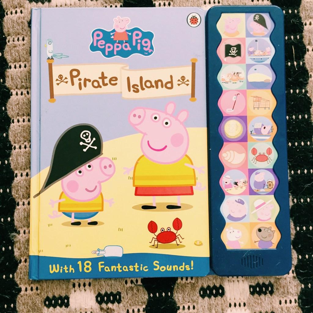 Peppa Pig - Pirate Island