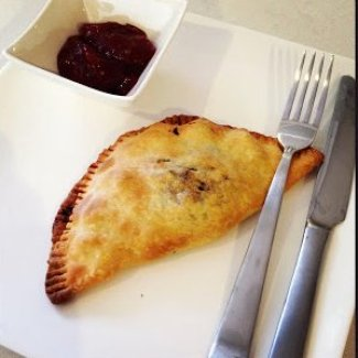 GoodFoodWeek's beef and potato empanadas