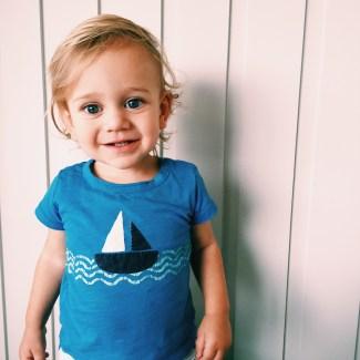 The Little Dude 20 months