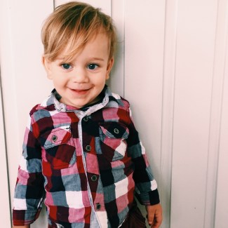 The Little Dude 22 months