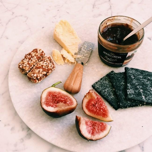 Franjos kitchen inspired snacking