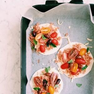 Recipe: Chorizo 'tarts'