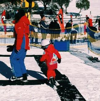 The Little Dude - Ski Season 2018