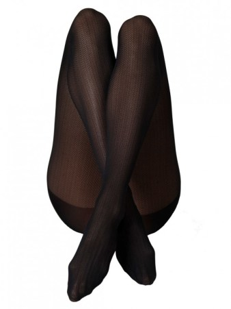 Panty met visgraat - Swedish Stockings - €19