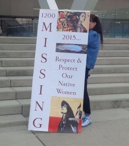 1600 Missing Women