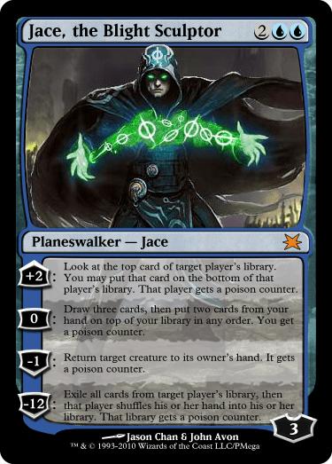 Jace, the Blight Sculptor