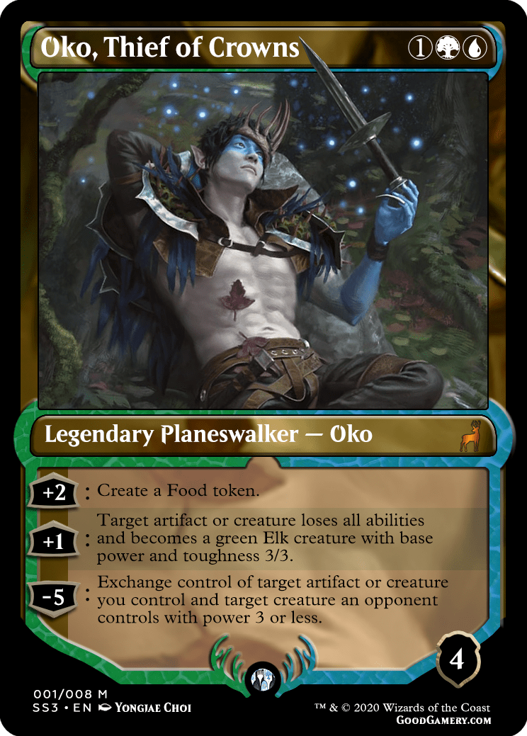 001 Oko, Thief of Crowns