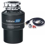 InSinkErator CNTR333 Contractor 333 3/4 HP Garbage Disposer Reviews