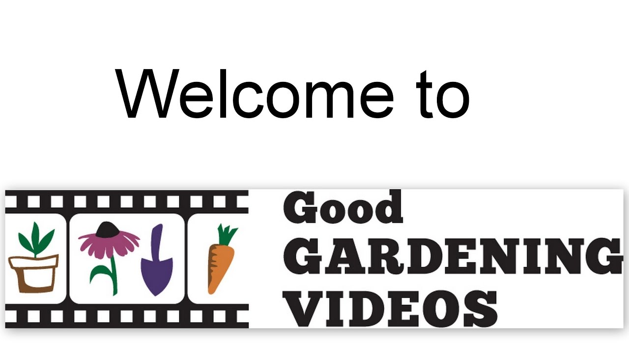 Good Gardening Videos Accurate information inspiring gardens