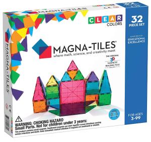 Magna-Tiles STEM Building