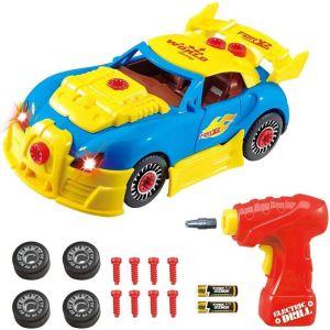 Take Apart Race Car for Boys