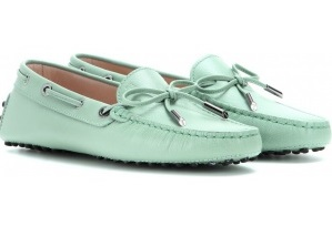 Lage-damesschoenen-Tods-Heaven-New-Laccetto-Leather-Loafers