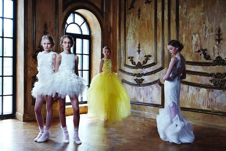 Prachtige jurken voor meisjes_Mischka Aoki Spring Summer 2015_Winnie_Interview Winnie Mischka Aoki