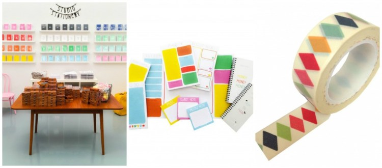 Stationery goodies voor Secretaressedag 2015-Studio Stationery-schrijfwaren-kalenders-lifestyle-masking tape
