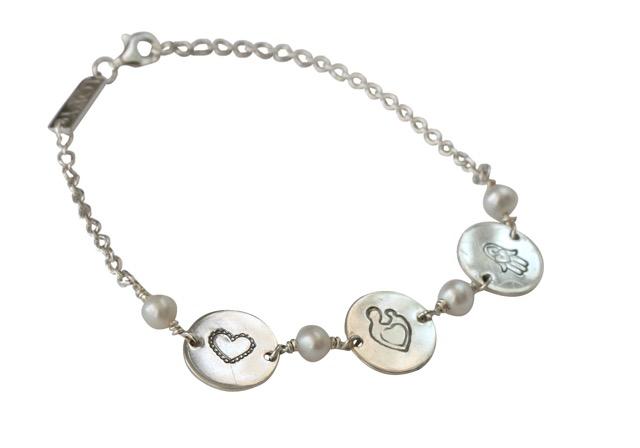 LOVY Symbols-Laura- armbanden met bedels- armbanden personaliseren