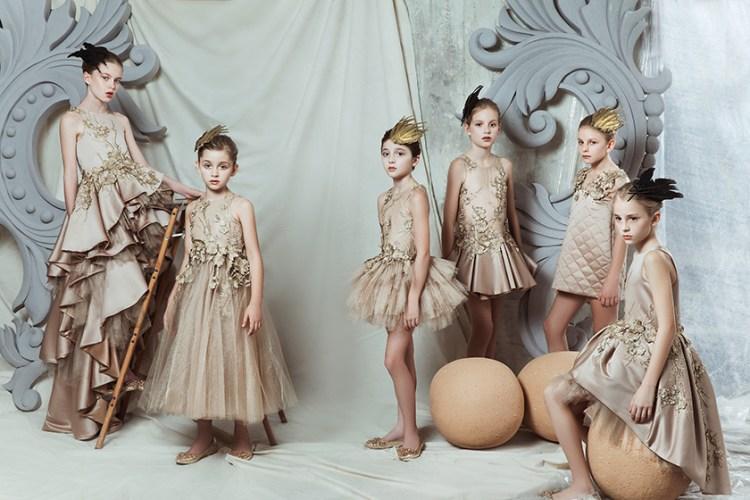 MISCHKA AOKI hersft-winter 2015-GoodGirlsCompany-luxe meisjeskleding-Mischka Aoki AW 15