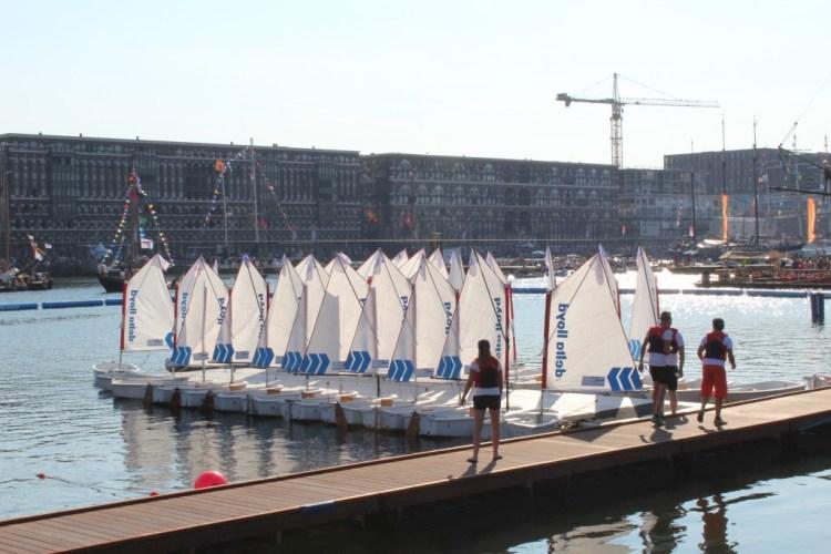Delta Lloyd op Sail