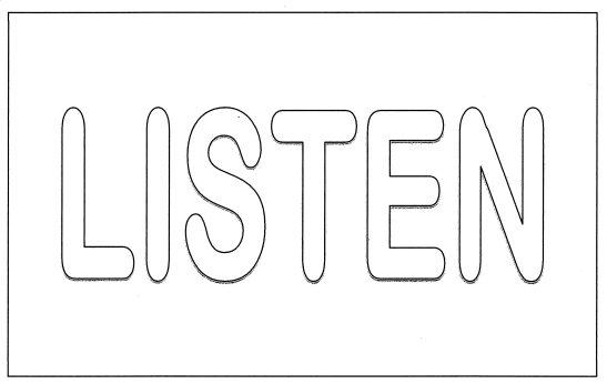 Listen PiC001