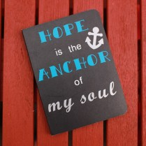 hope is the anchor square
