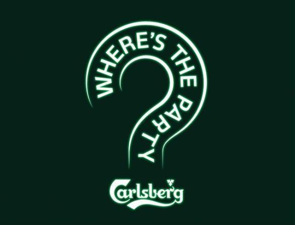 Where's The Party logo