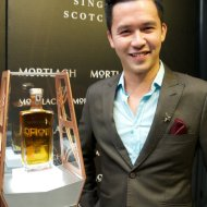 Arthur Tan, Participant of Fear Factor Selebriti Malaysia Season 1 @ Cape Town, South Africa, at the official launch of Mortlach.