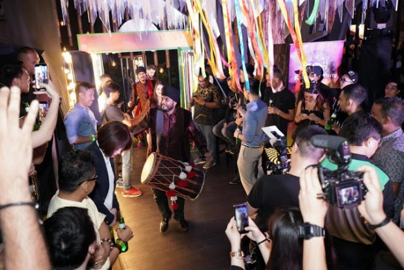 11-Kollywood Party-Dhol Drummers