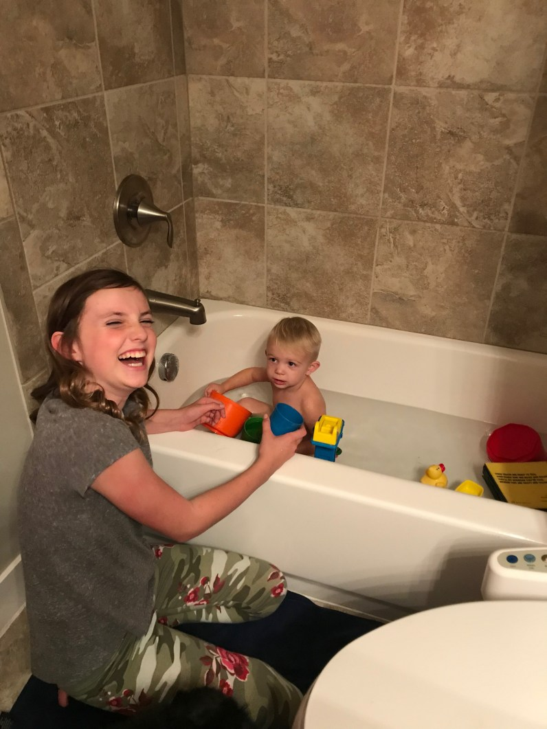 Tubby Time with Aunt Lauren