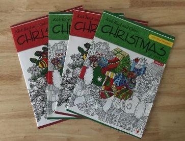 Adult or Older Children Coloring Books