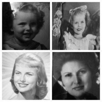 Connie through the years