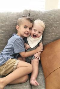 Luca and Jett