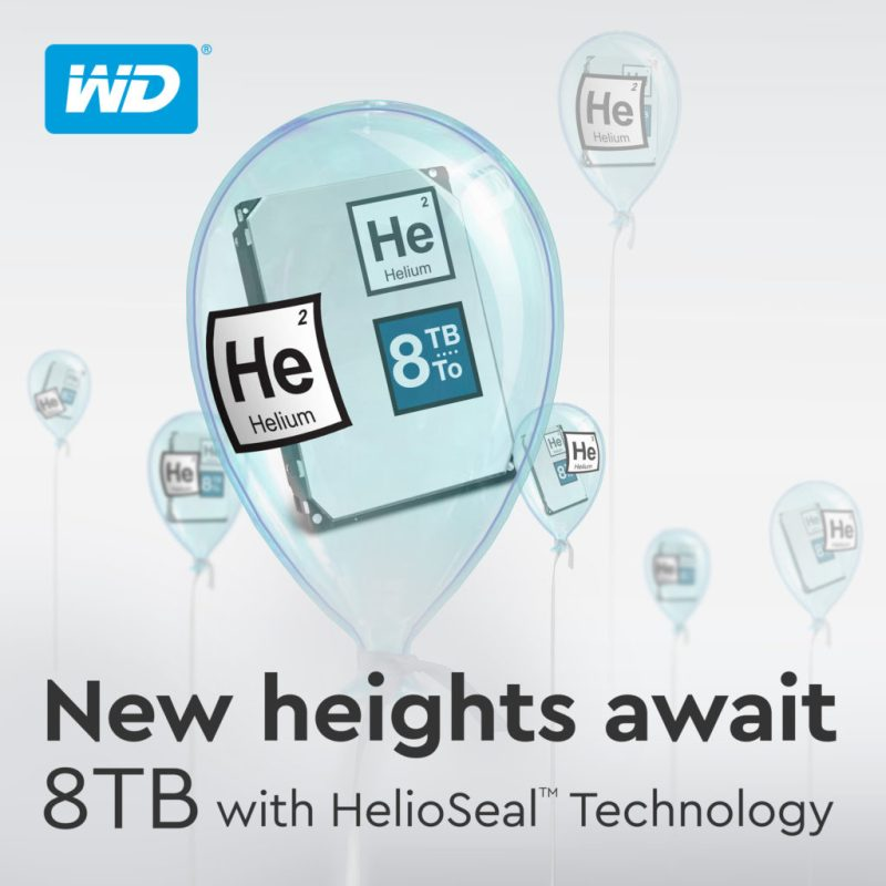 Western Digital expands Hard Drives and External Storage Solutions to 8TB | Good Guy Gadgets