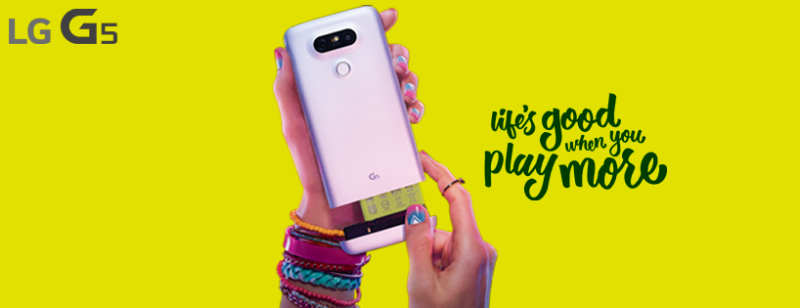The new LG G5 and the 5 Reasons why You should get one | Good Guy Gadgets