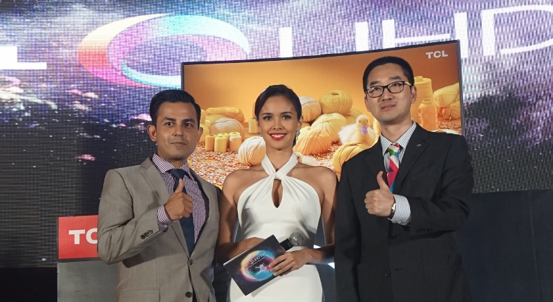 TCL Philippines launches its Cityline C1 TV and TitanGold Air Conditioners | Good Guy Gadgets