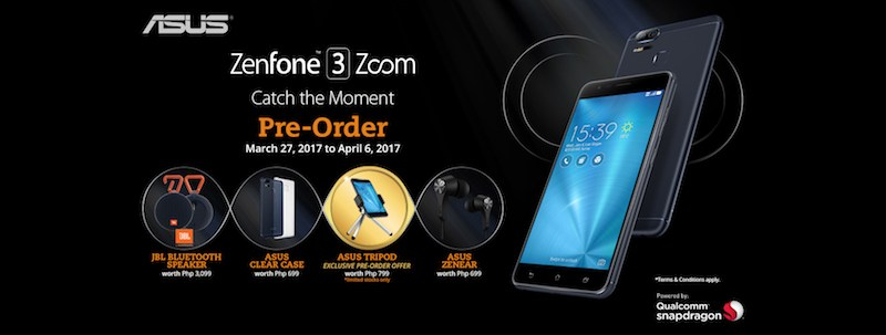 ASUS ZenFone 3 Zoom now available for pre-order in the Philippines   Good Guy Gadgets