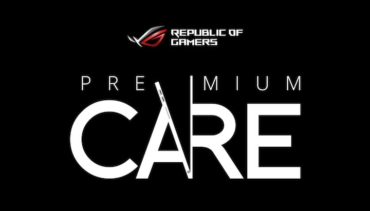 "ASUS Philippines officially announces the ""ROG Premium Care"" for Gaming Laptops 