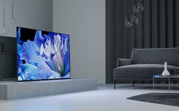 Sony Bravia OLED A8F Series: The future of TV you need today   Good Guy Gadgets