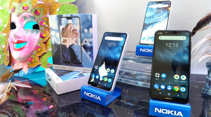 Nokia mobile announces Nokia 6.1 Plus and Nokia 5.1 Plus during Bacolod's Masskara Festival | Good Guy Gadgets