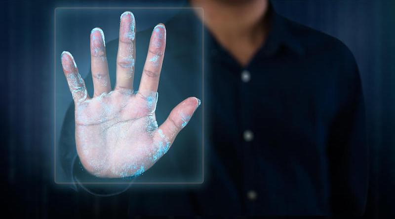 Fujitsu redefines security through Palm Vein Authentication | Good Guy Gadgets